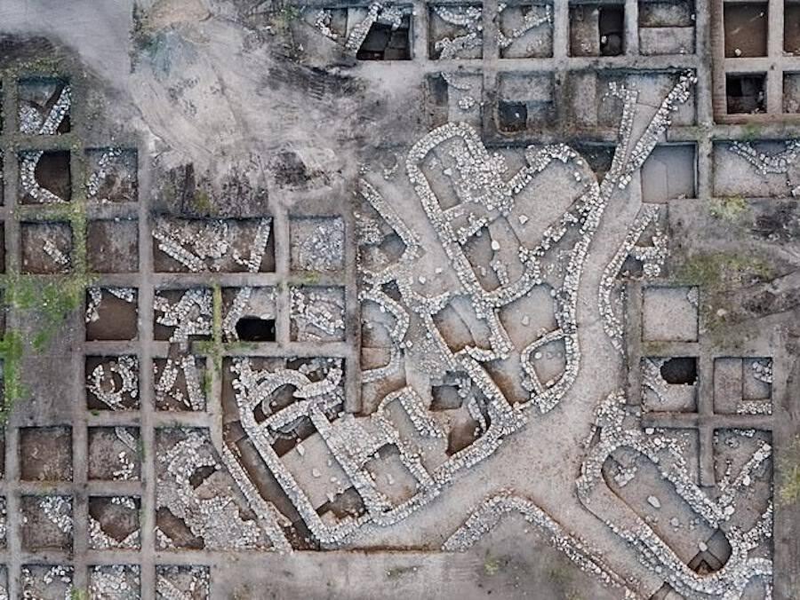 Aerial View Of En Esur