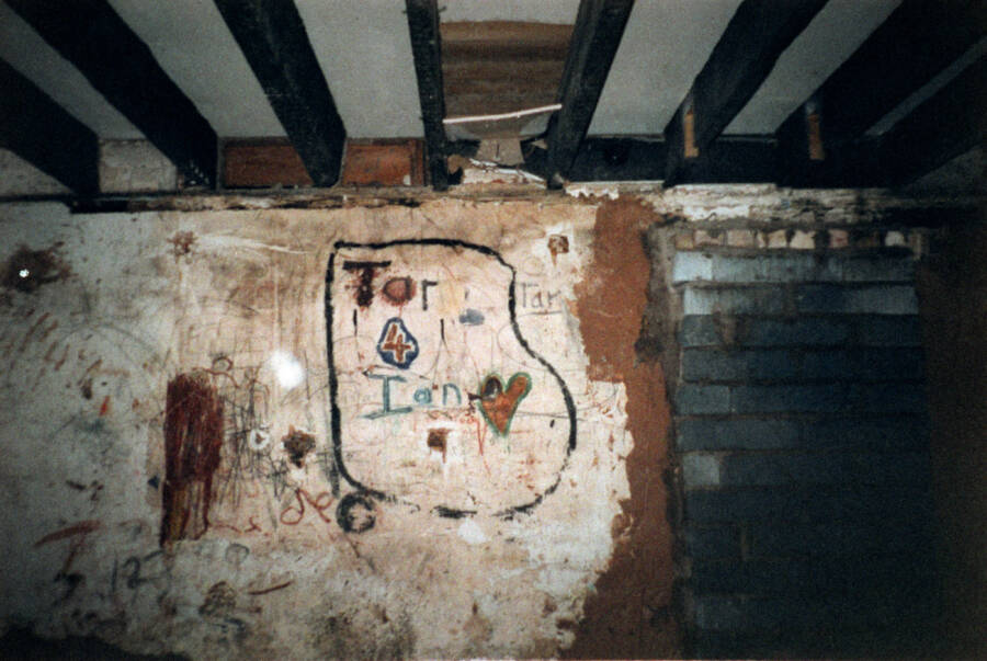 Basement Of The West Home