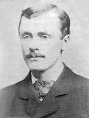 Benjamin Pitezel Portrait
