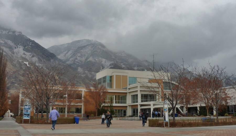 BYU Ernest Wilkinson Student Center