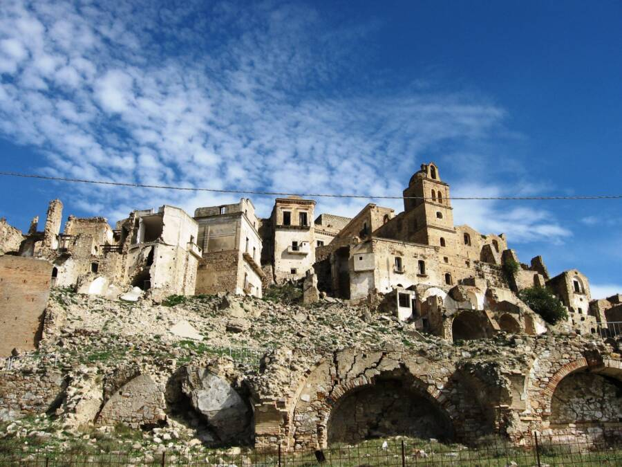 Craco Hillside