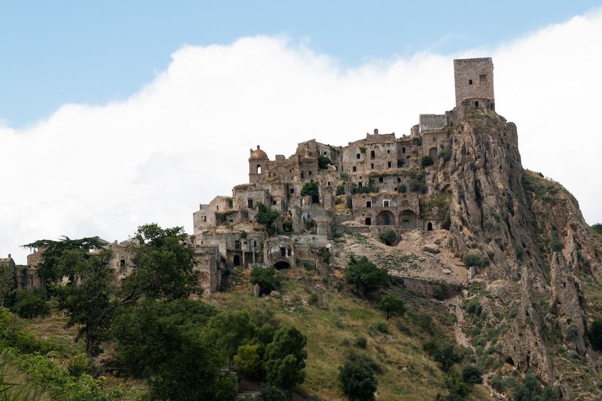 Craco Italy Featured