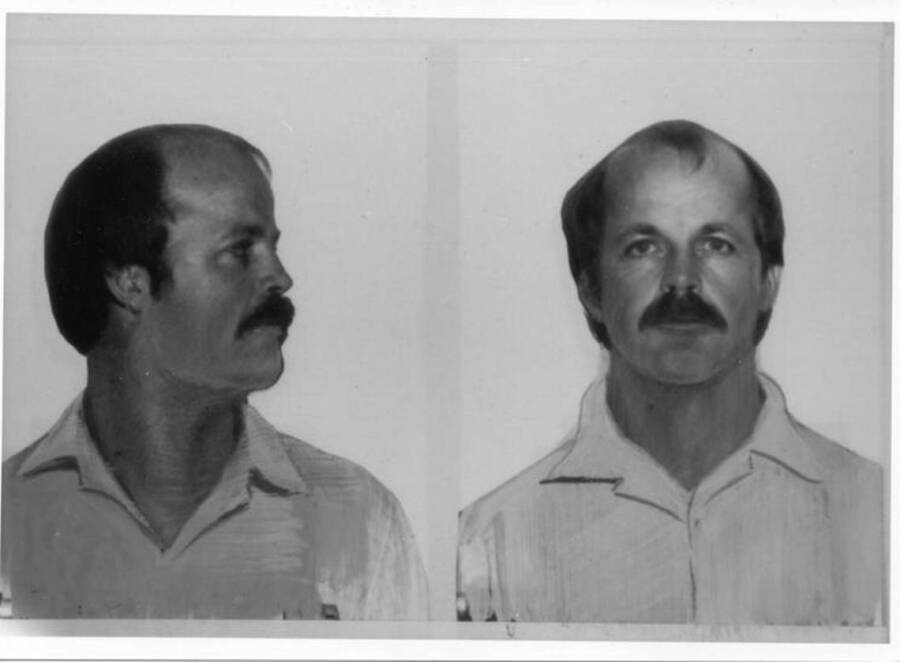 Christopher Wilder's Mugshot