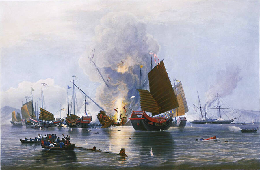 First Opium War