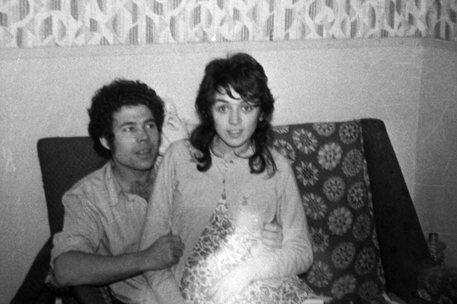 Fred And Rose West As Teens