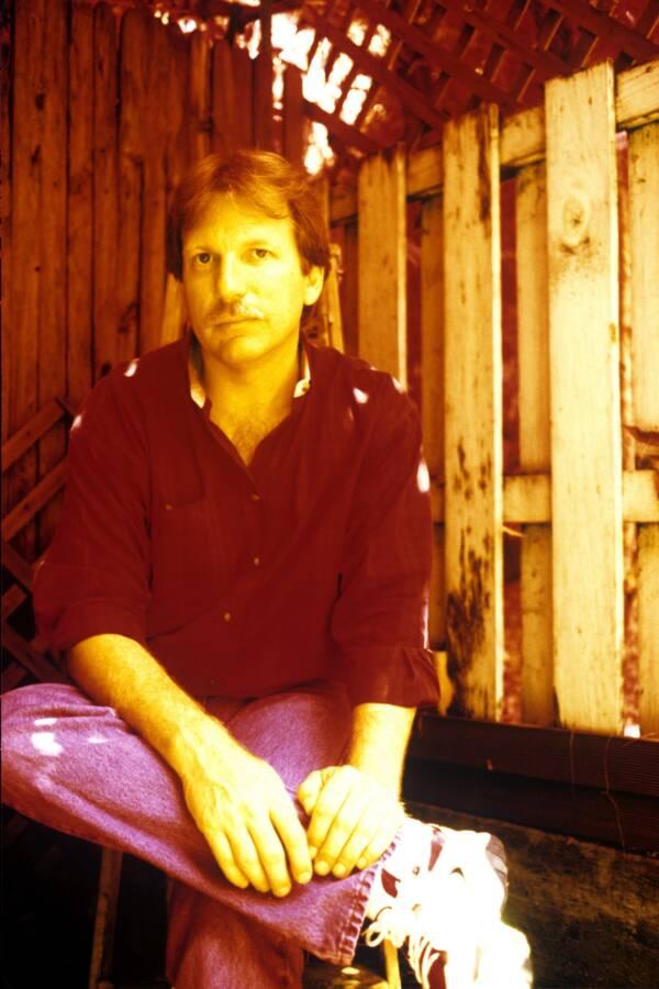 Gary Webb Portrait