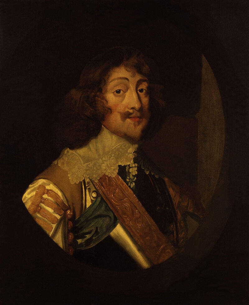 Groom Of The Stool To Charles I