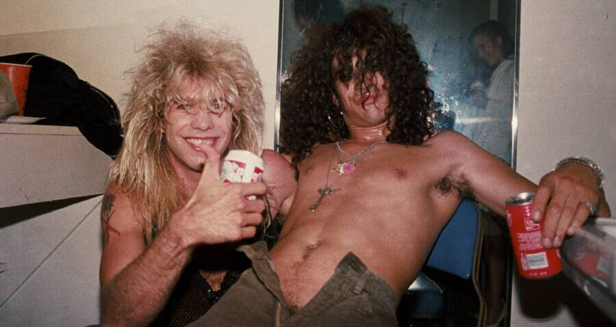 Big Hair And Wild Partying: Step Into The World Of '80s Hair Metal