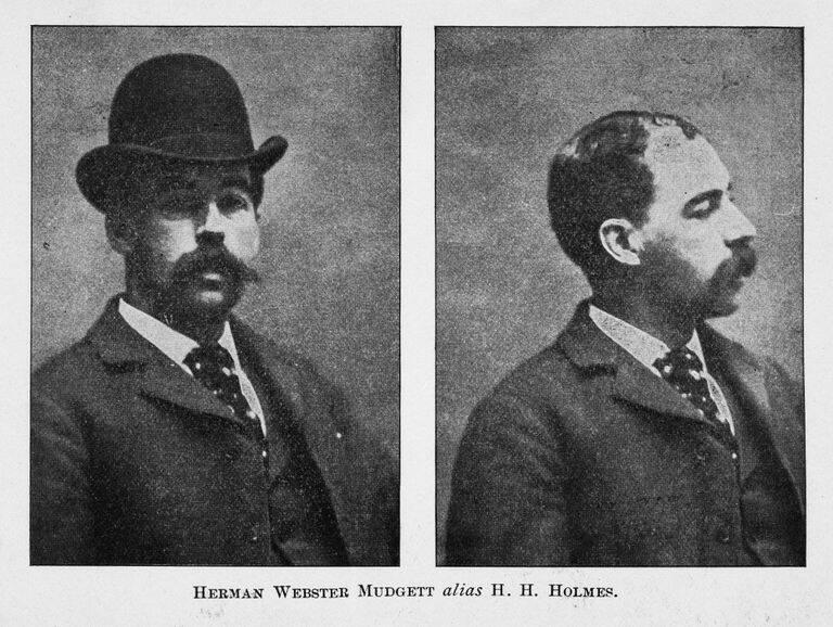 H.H. Holmes Portraits