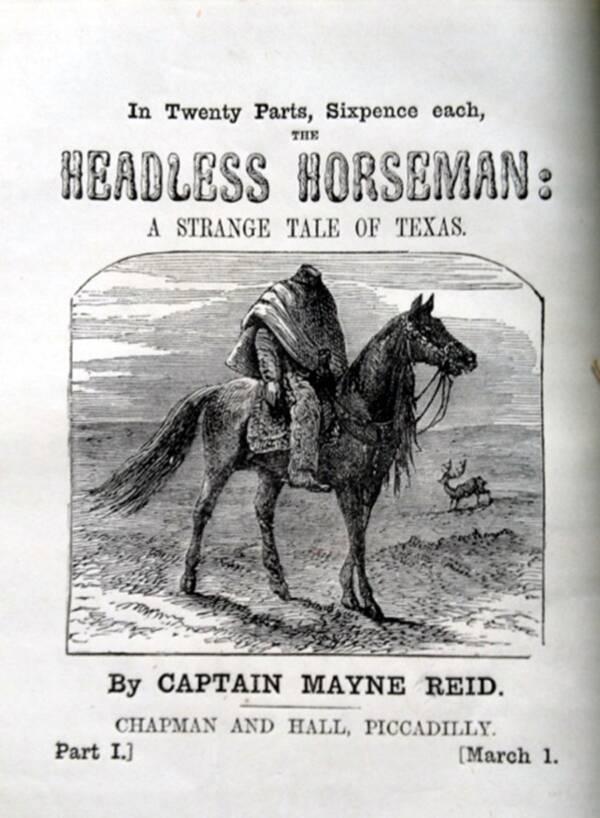Headless Horseman Legend