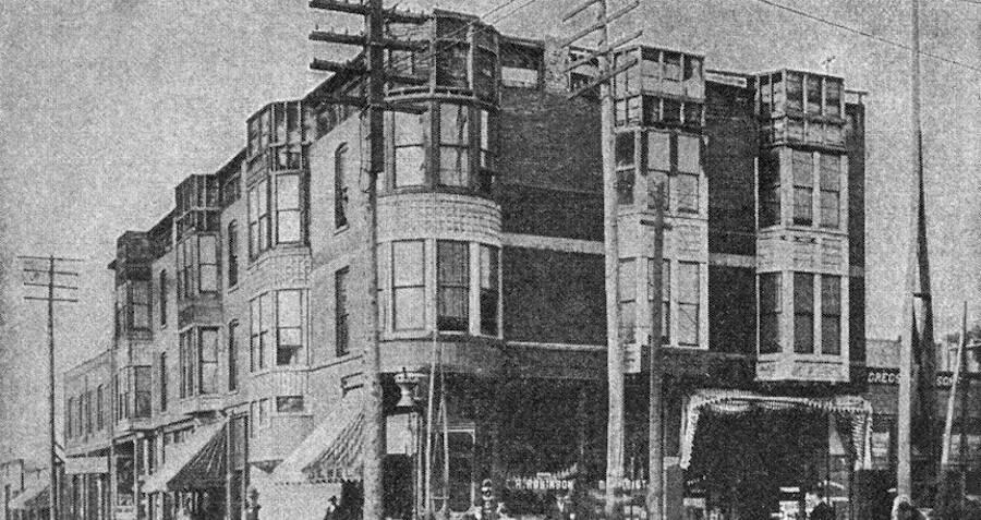 H.H. Holmes' Englewood Castle