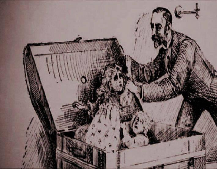 Holmes Murdering The Pitezel Children