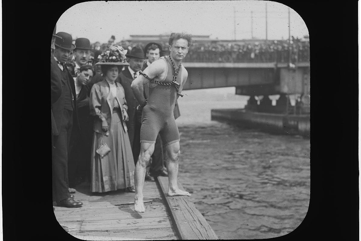How Did Houdini Die