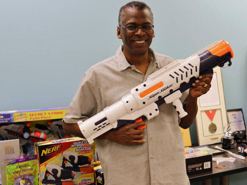 Inventor Of Super Soaker Modern Day