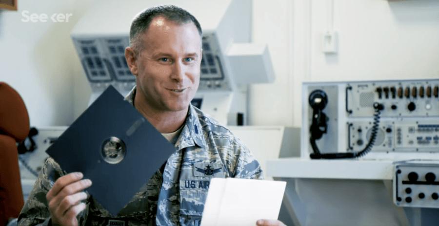 Lieutenant Colonel Jimmy Schlabach