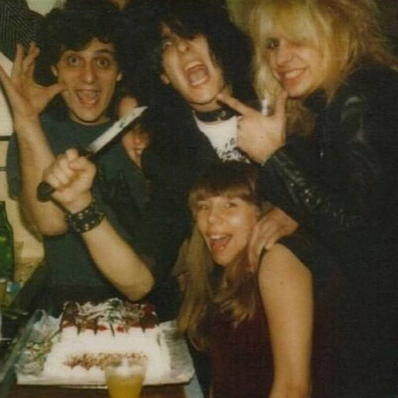 Motley Crue Birthday Party
