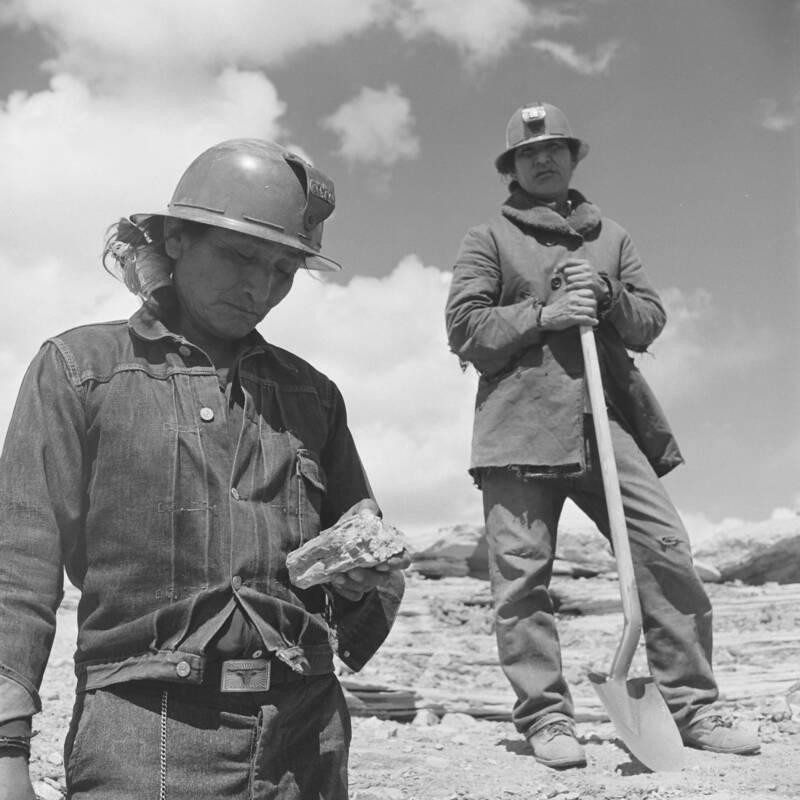 Navajo Uranium Miners