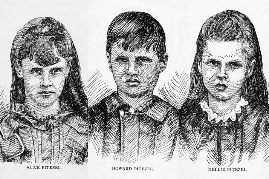 Pitezel Children