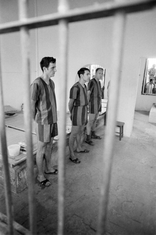 Prisoners At The Hanoi Hilton