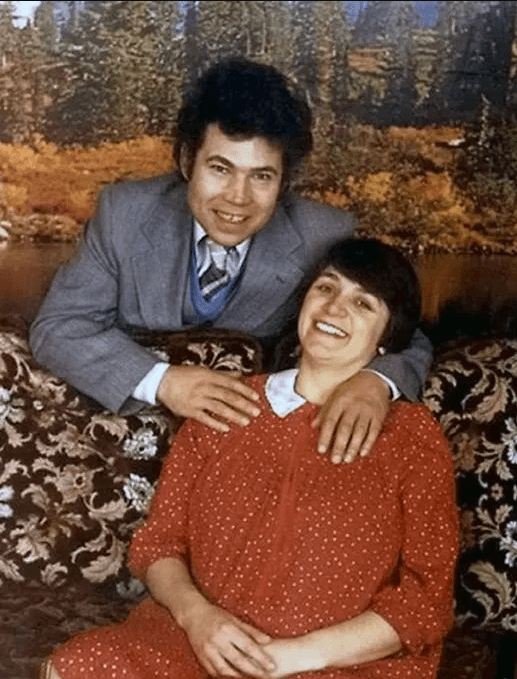 Rosemary And Fred West On Sofa