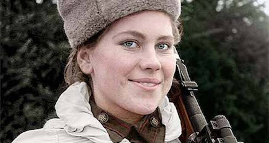 Deadly Sniper Roza Shanina Was One Of The Soviets' Greatest Assets In World War II