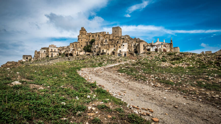 The City Of Craco