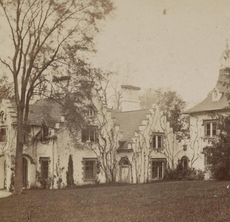 Washington Irvings Home