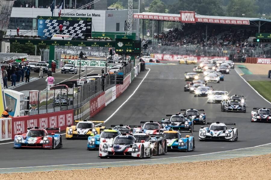 2016 Le Mans Race