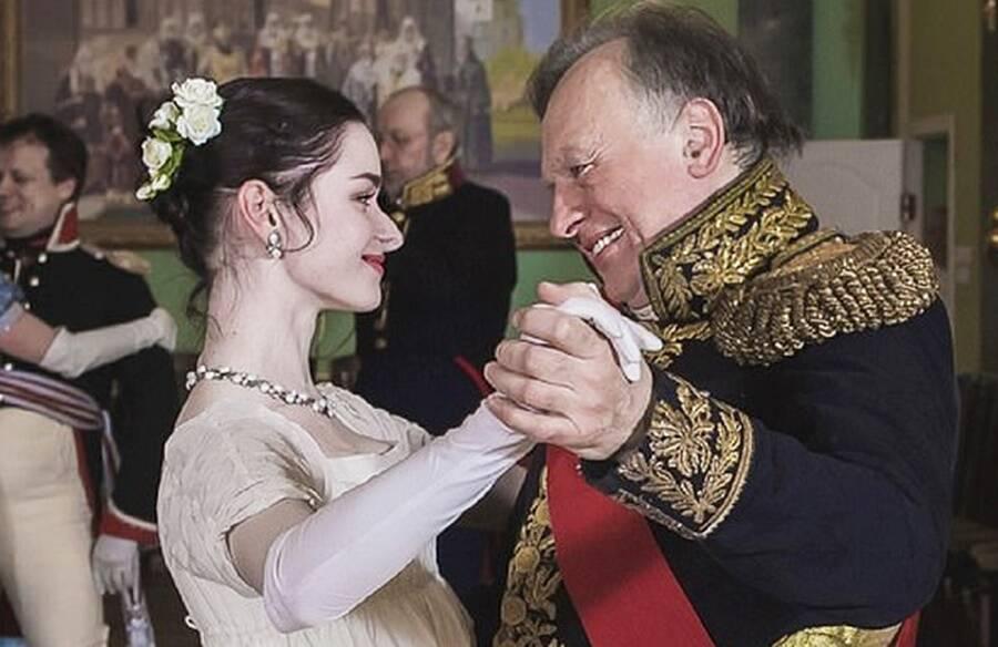 Anastasia Yeschenko And Oleg Sokolov