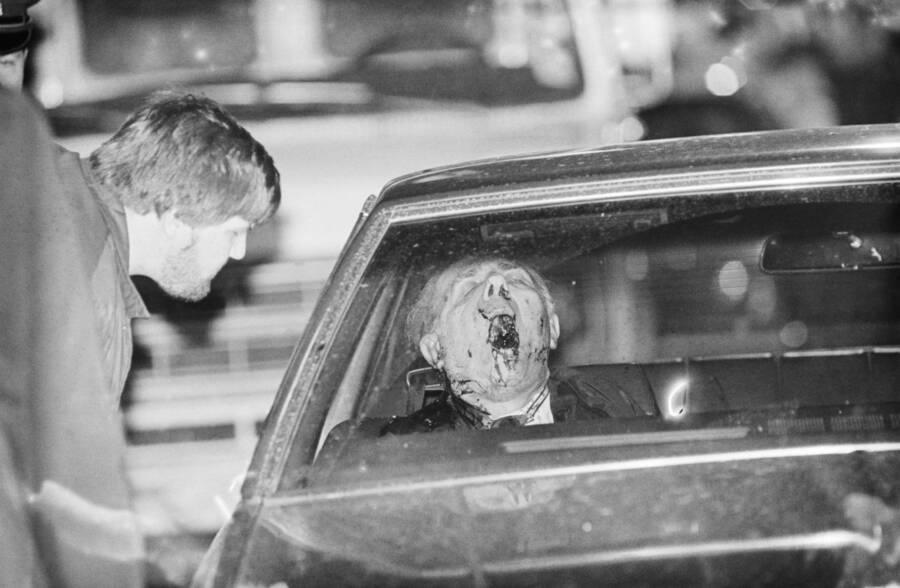 Angelo Bruno Shot Dead In Car