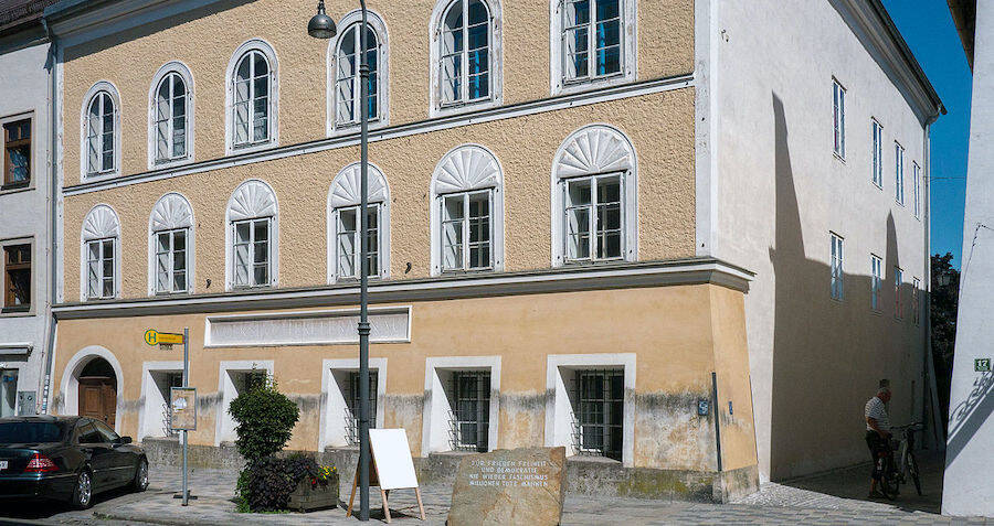 Adolf Hitler S Childhood Home Is Being Turned Into A Police Station