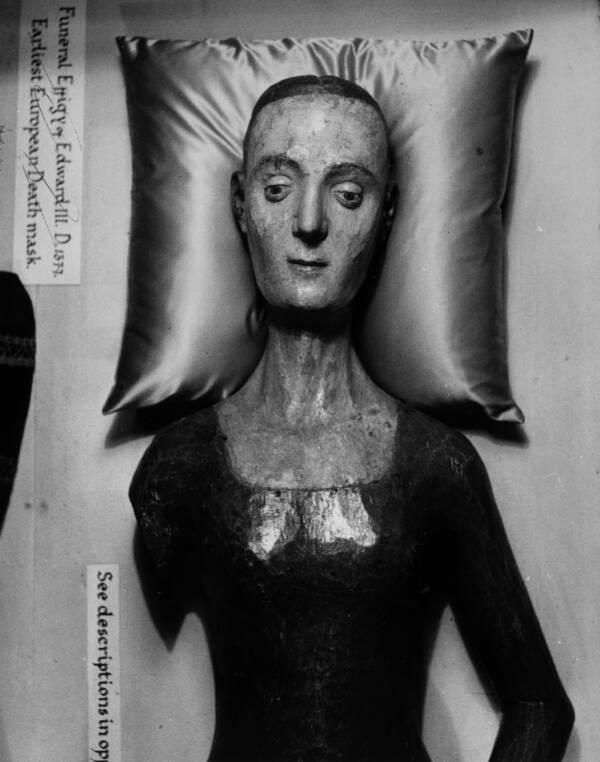 Catherine Of Valois Effigy