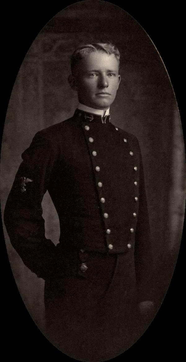 Chester Nimitz Cadet