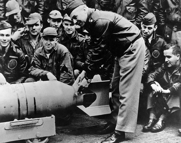 Doolittle Medal Bomb Raid
