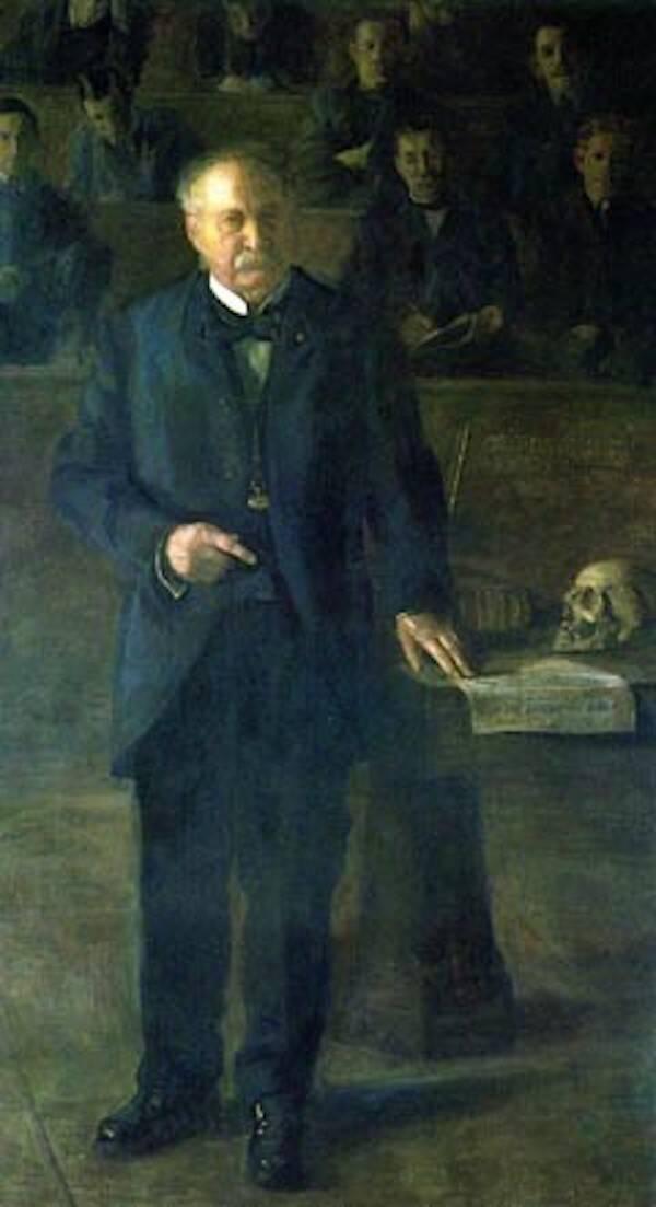 Forbes Skull Portrait