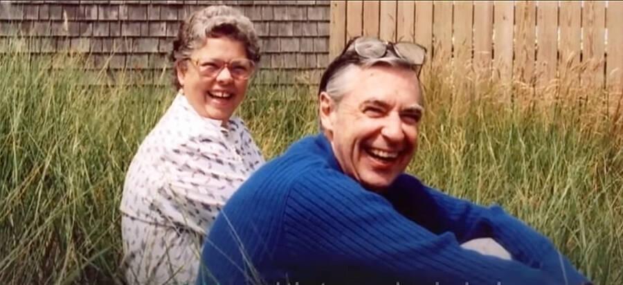 Fred Rogers' Wife Joanne Rogers