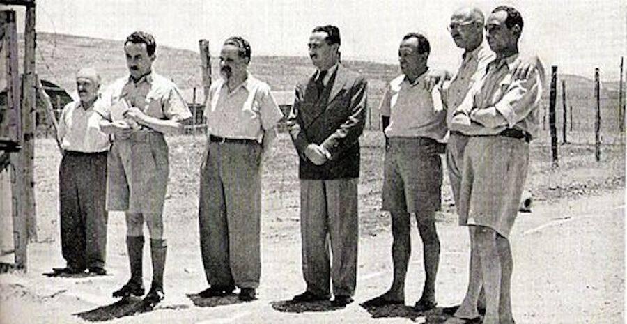 Yitzhak Gruenbaum, Father Of Kapo Eliezer Gruenbuam