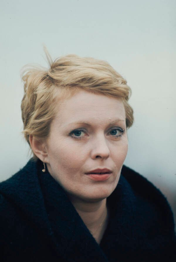 Jean Seberg Older Portrait
