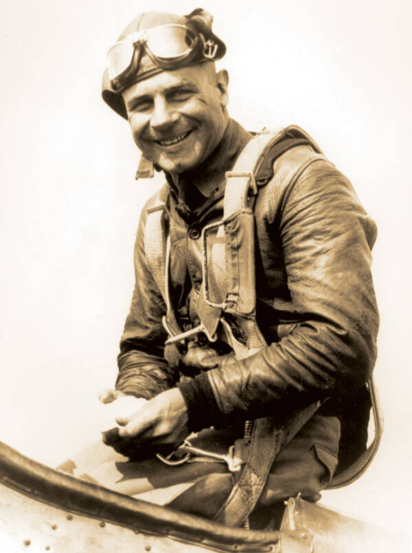 Jimmy Doolittle Flight Gear