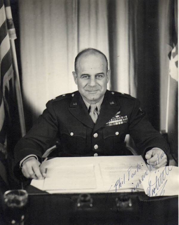 Jimmy Doolittle Portrait