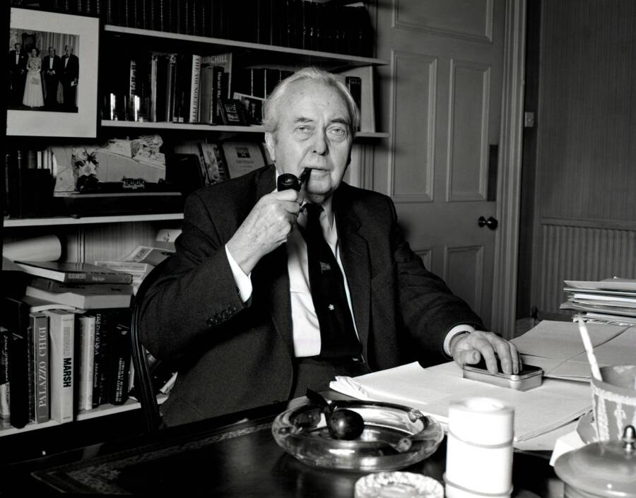 Lord Wilson Smoking Pipe