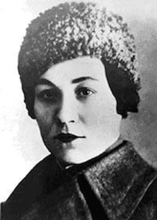 Maria Oktyabrskaya