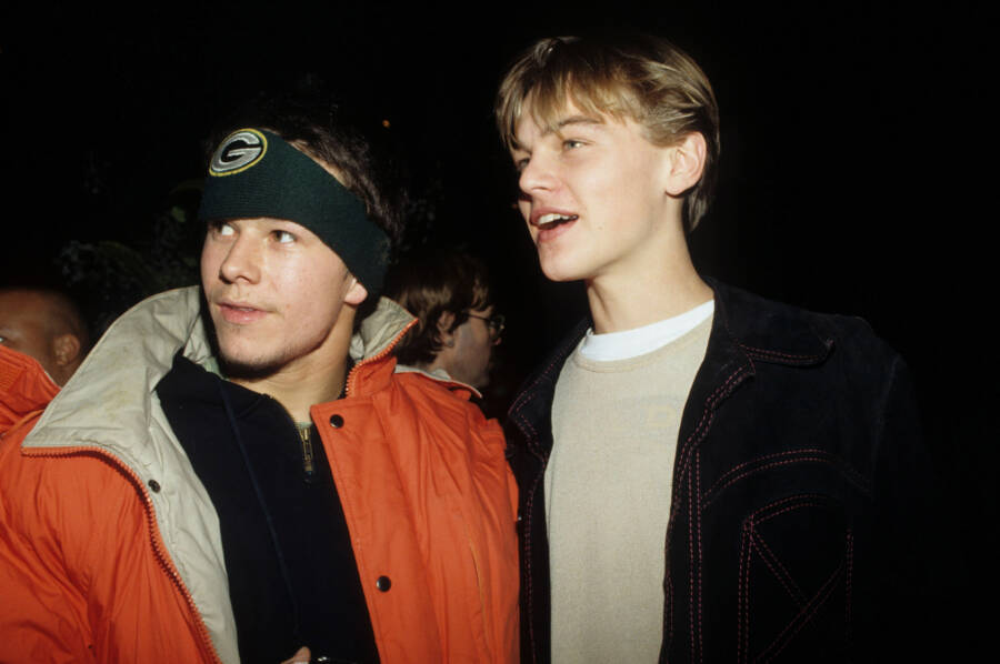 Mark Wahlberg And Leonardo Dicaprio