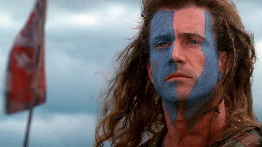 Mel Gibson As William Wallace
