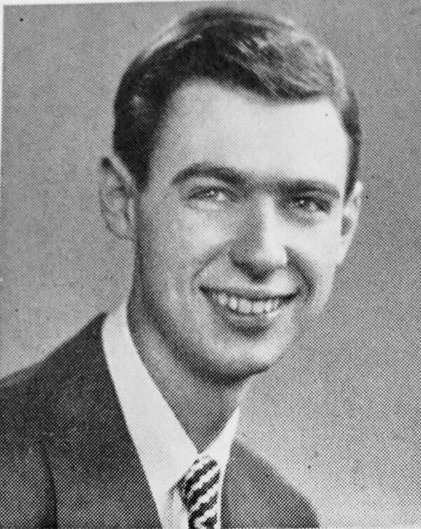 Mr Rogers High School Yearbook