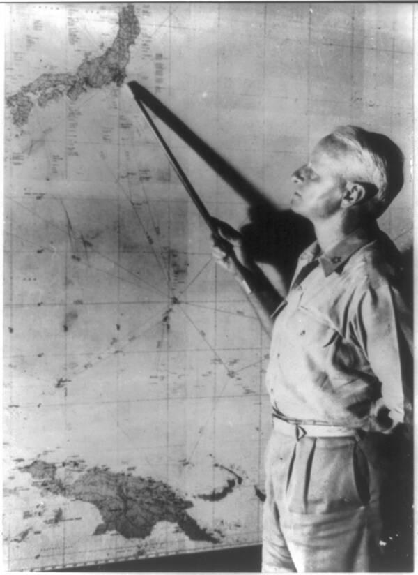 Nimitz War Planning