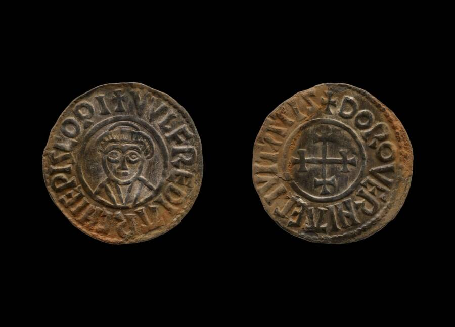 Old English Coin
