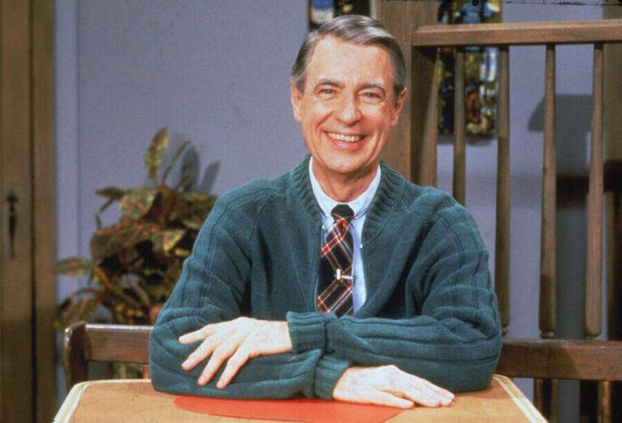 Portrait Of Mister Fred Rogers