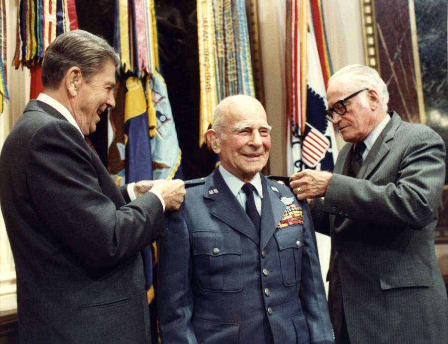 Reagan Goldwater Doolittle Medal
