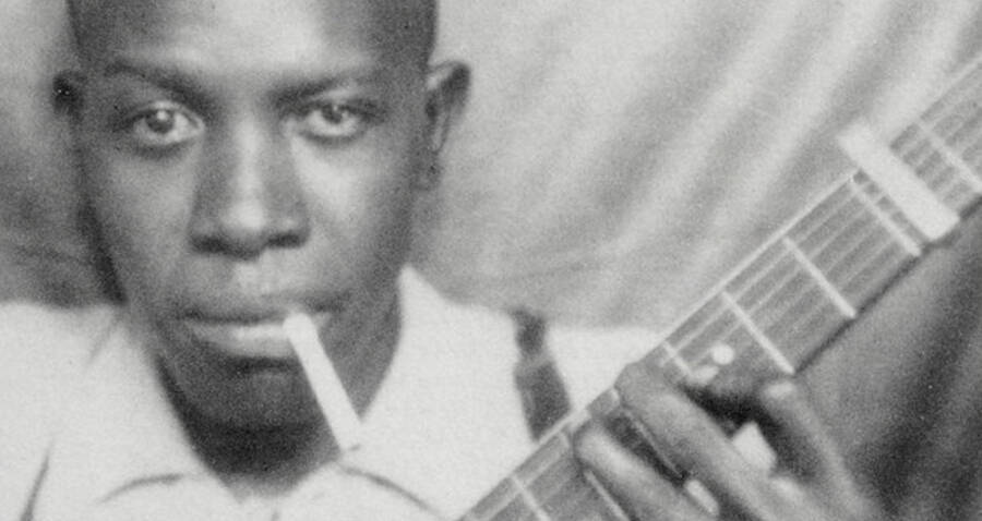 Did Blues King Robert Johnson Sell His Soul To The Devil To Become The World's Greatest Musician?